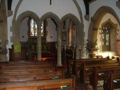 Holy Rood, Wool - Interior