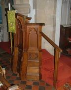 Holy Rood Wool - Pulpit