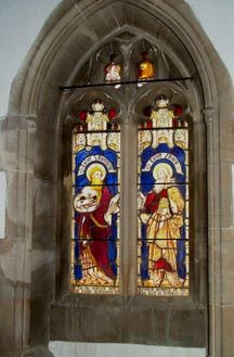 Holy Rood Wool - North Windows 1